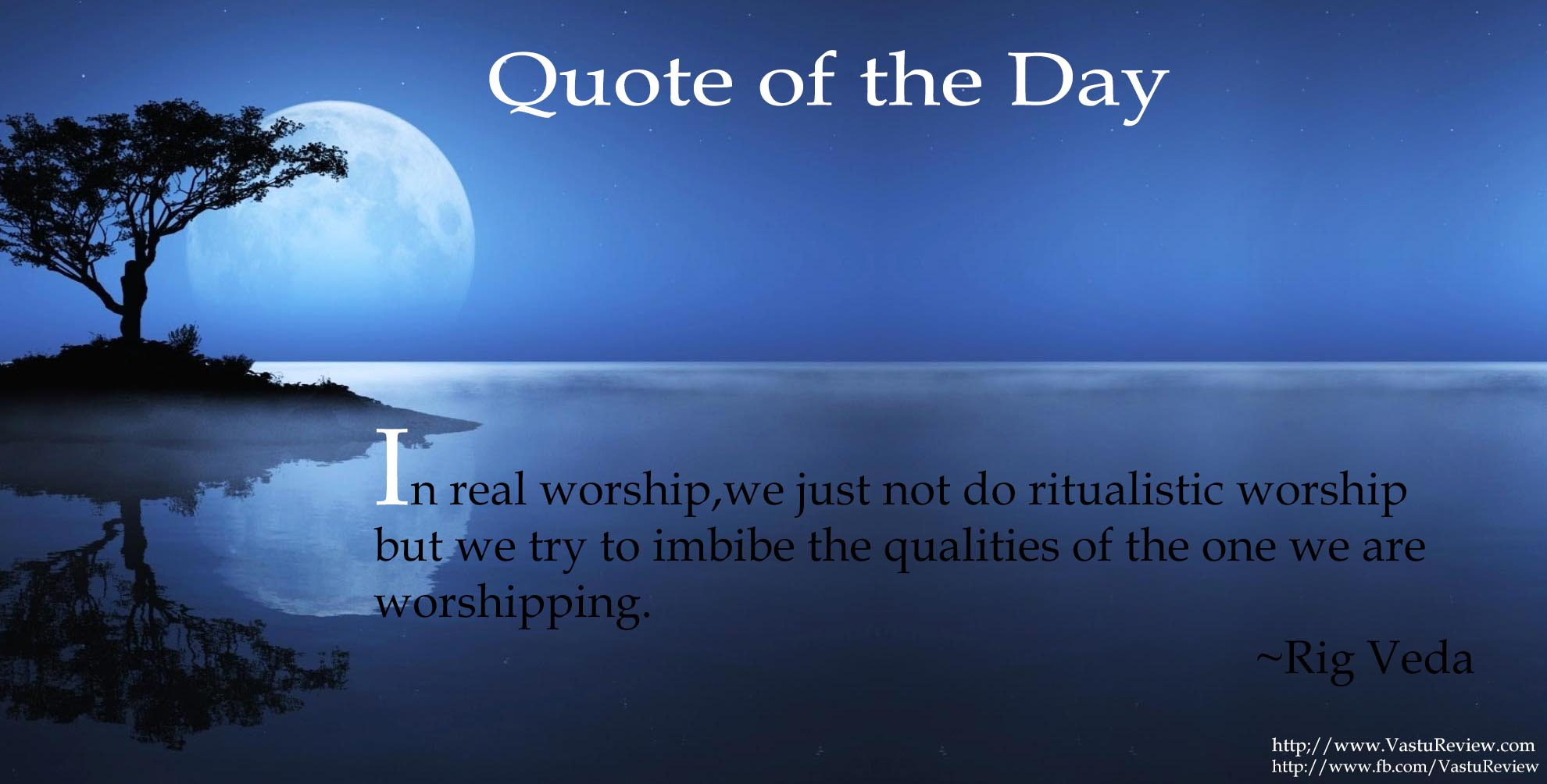 Worship Quotes Quote 5  Vastu Review